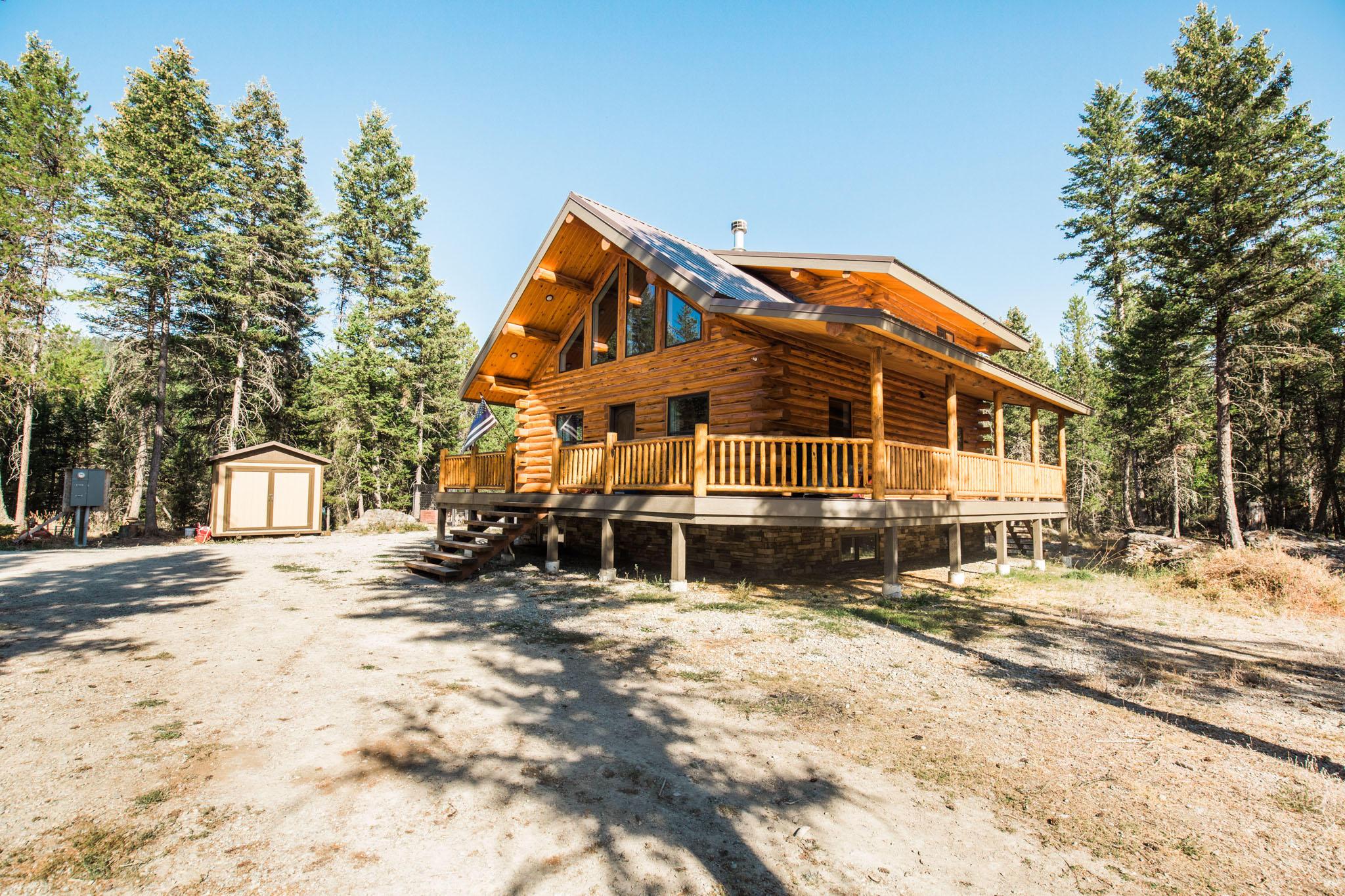 73 Blazing Trail Kalispell Montana 59901 Single Family Homes for Sale