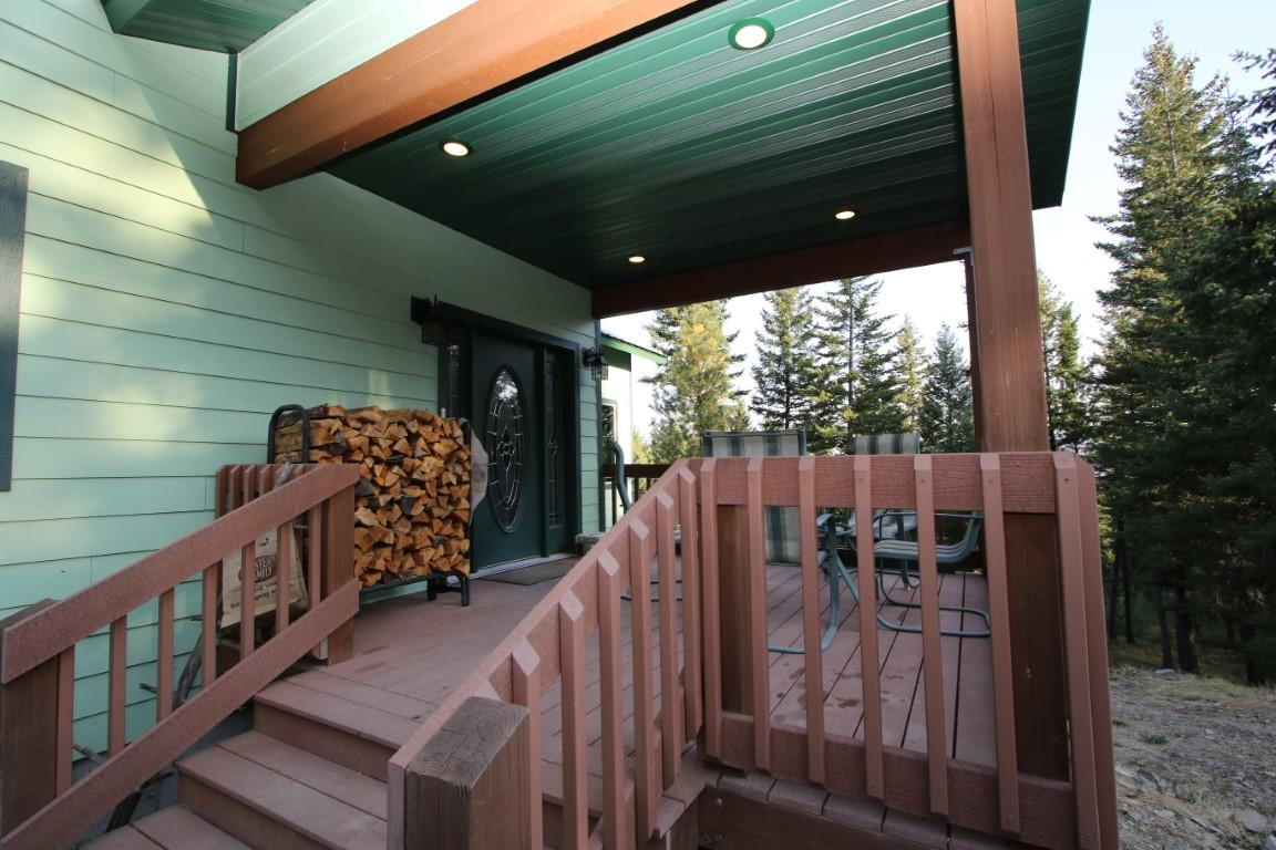 Home for Sale at 86 Mountain Drive in Plains, Montana for $299,000 Mountain House Deck Designs Html on lake house deck designs, beach house deck designs, ranch house deck designs,