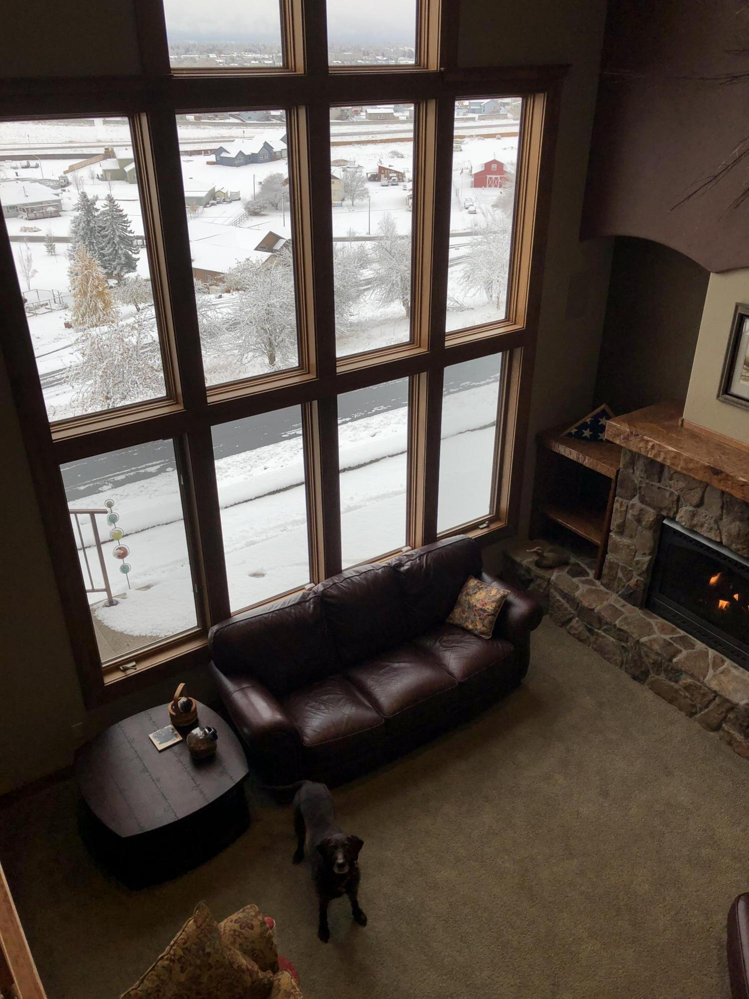 window living room view