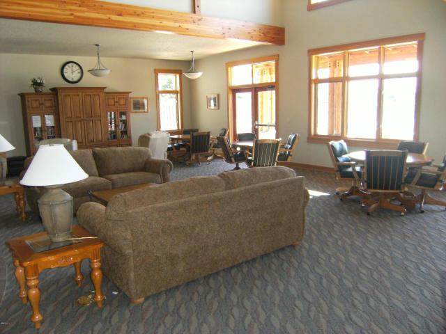 Community Center Room