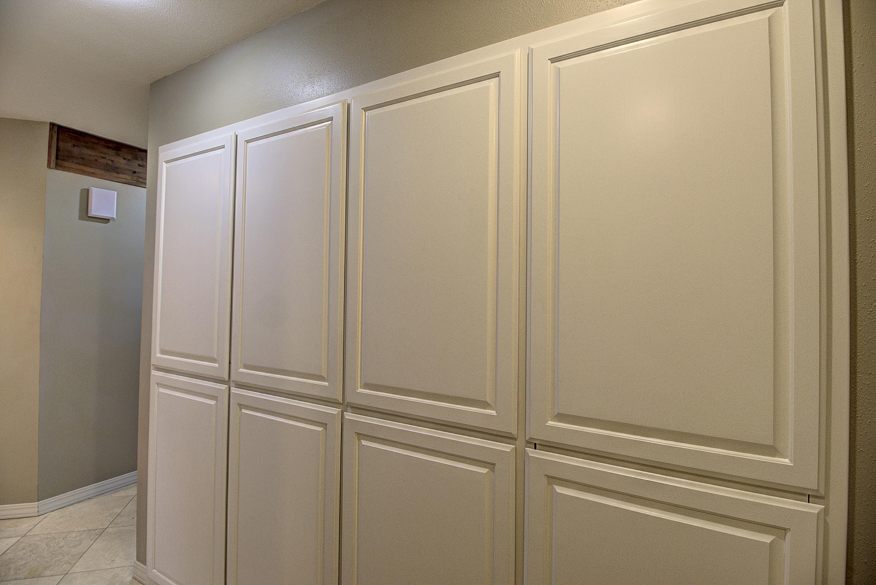 Large Pantry Area