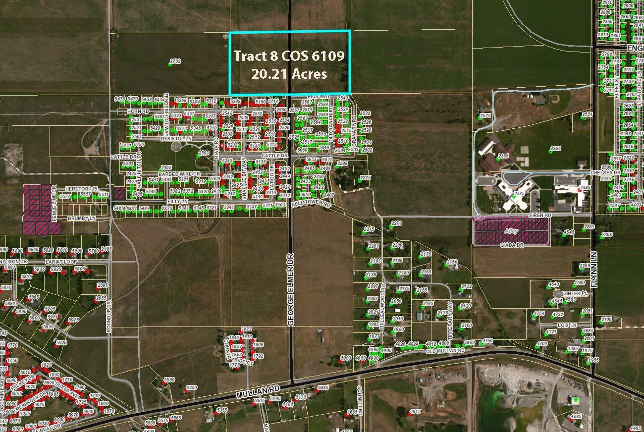 20+ Acre property
