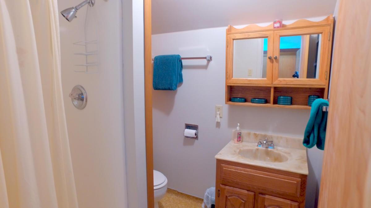 Bathroom 2 - Upper Level