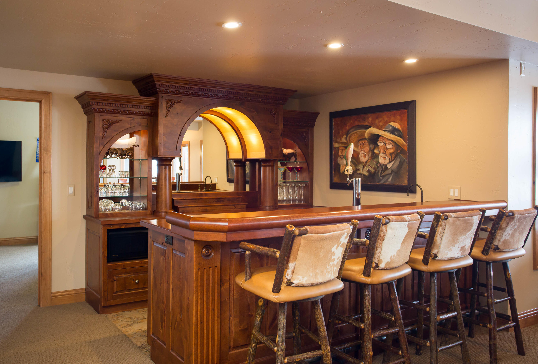 Lower level Bar