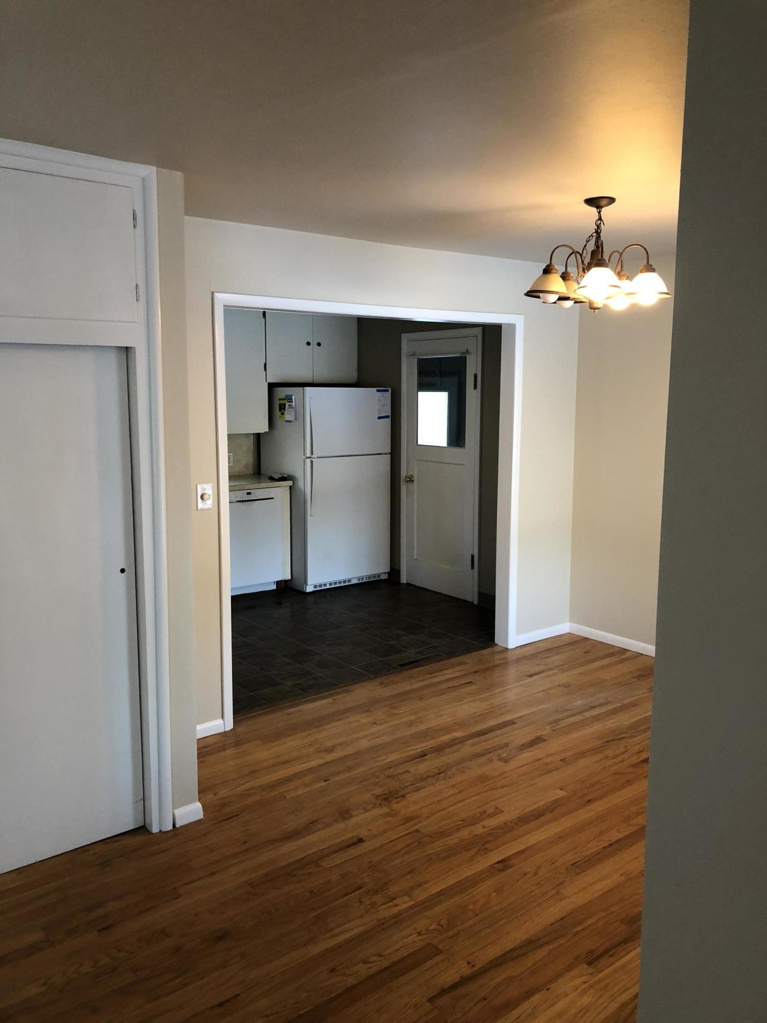 Living into Kitchen/dining