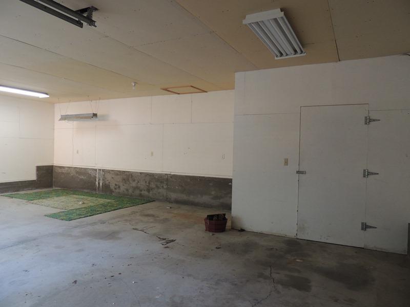 garage int