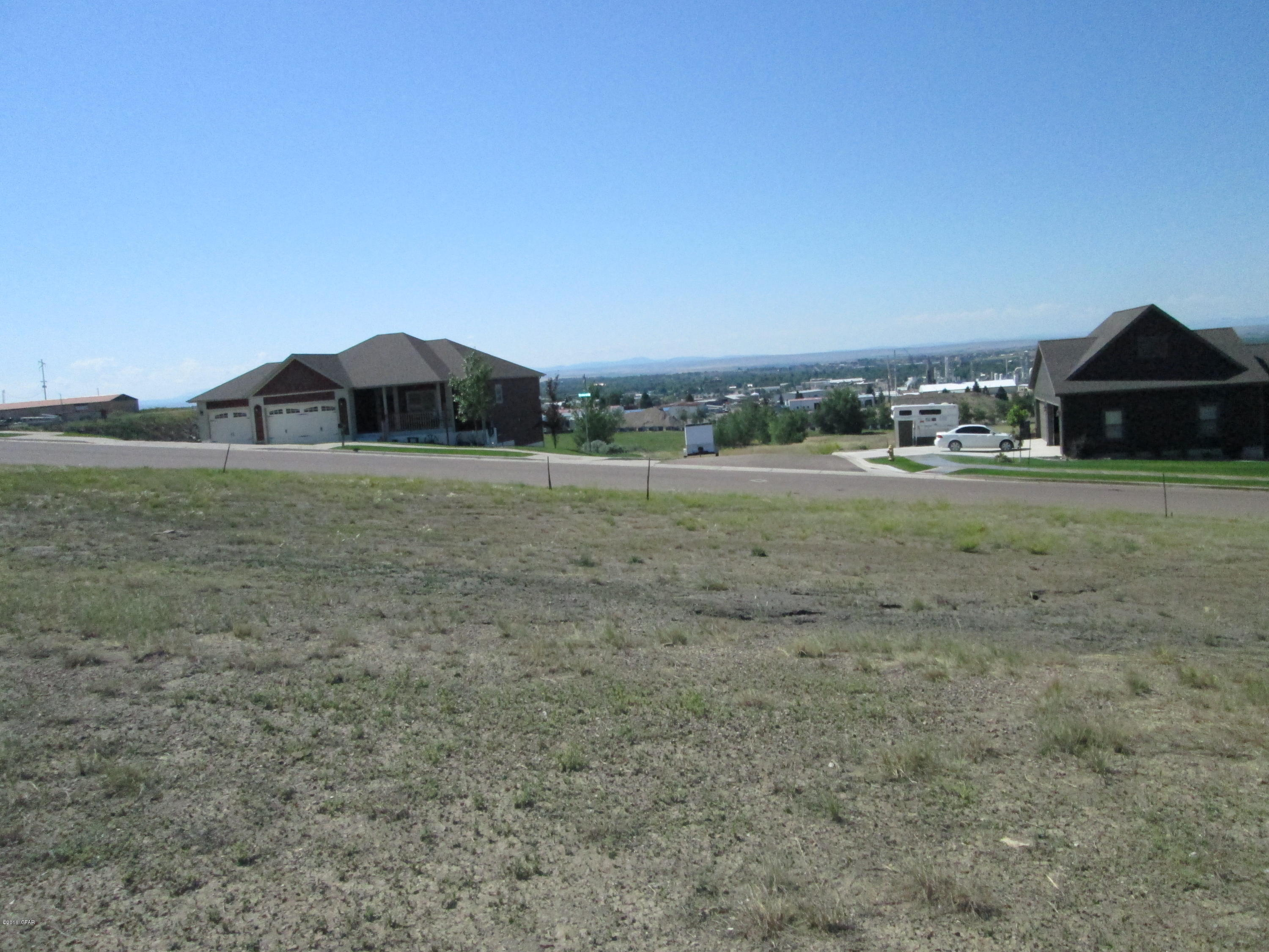 Beautiful piece of property right here in Great Falls to come build your dream home with a great view of the city. SID/RID: Unknown Service Level: Full Service