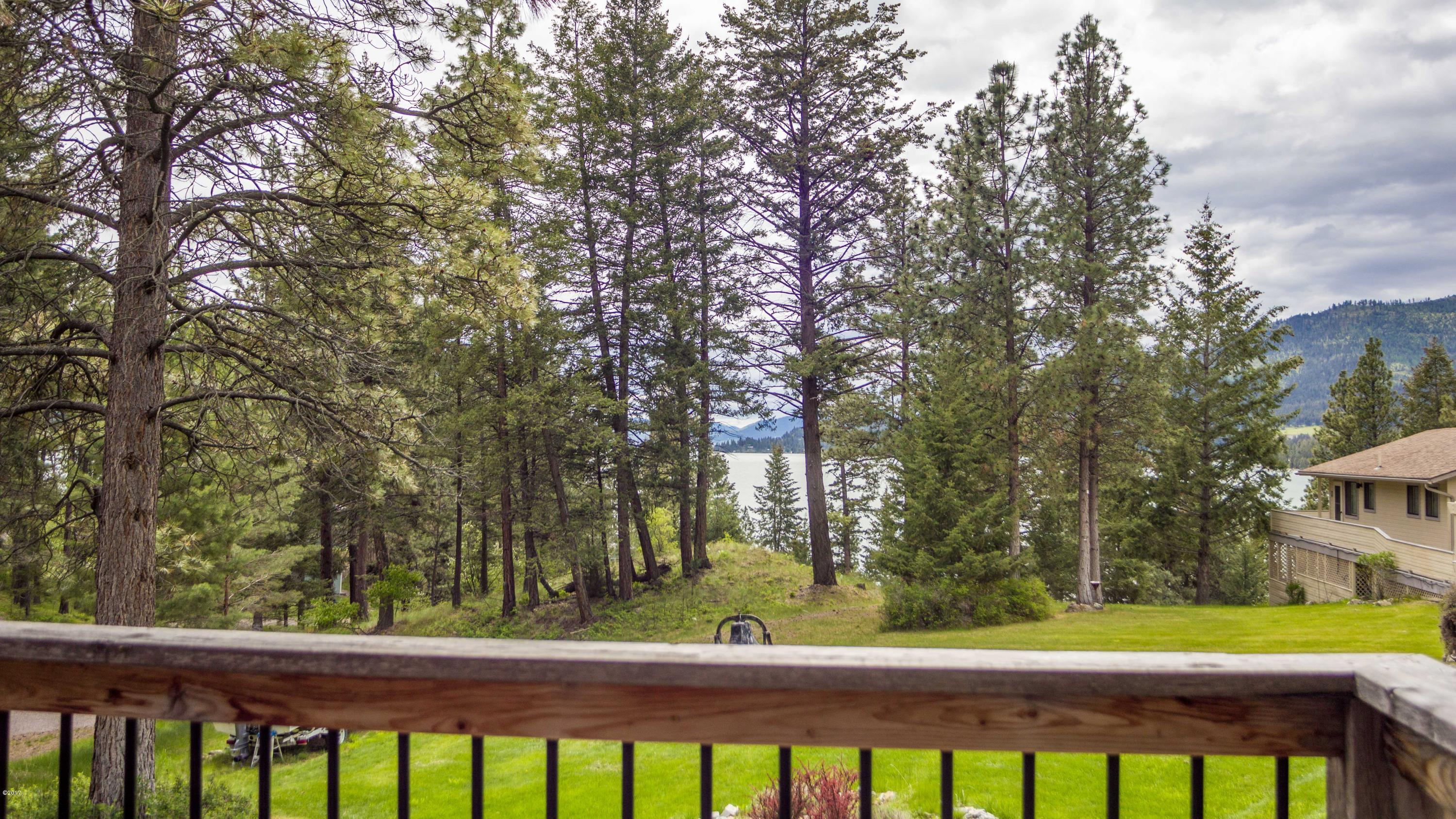 9 - Flathead Lake Views