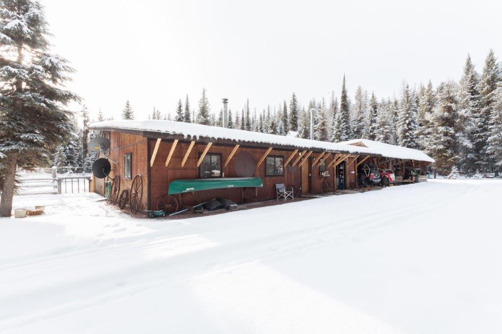 Guest Apartment & Pole Barn Storage