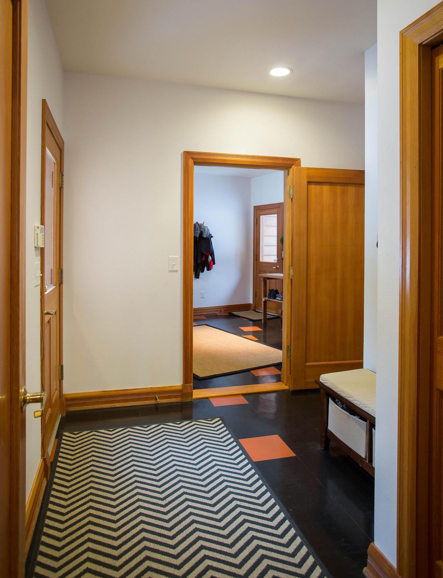 Side Door Entry