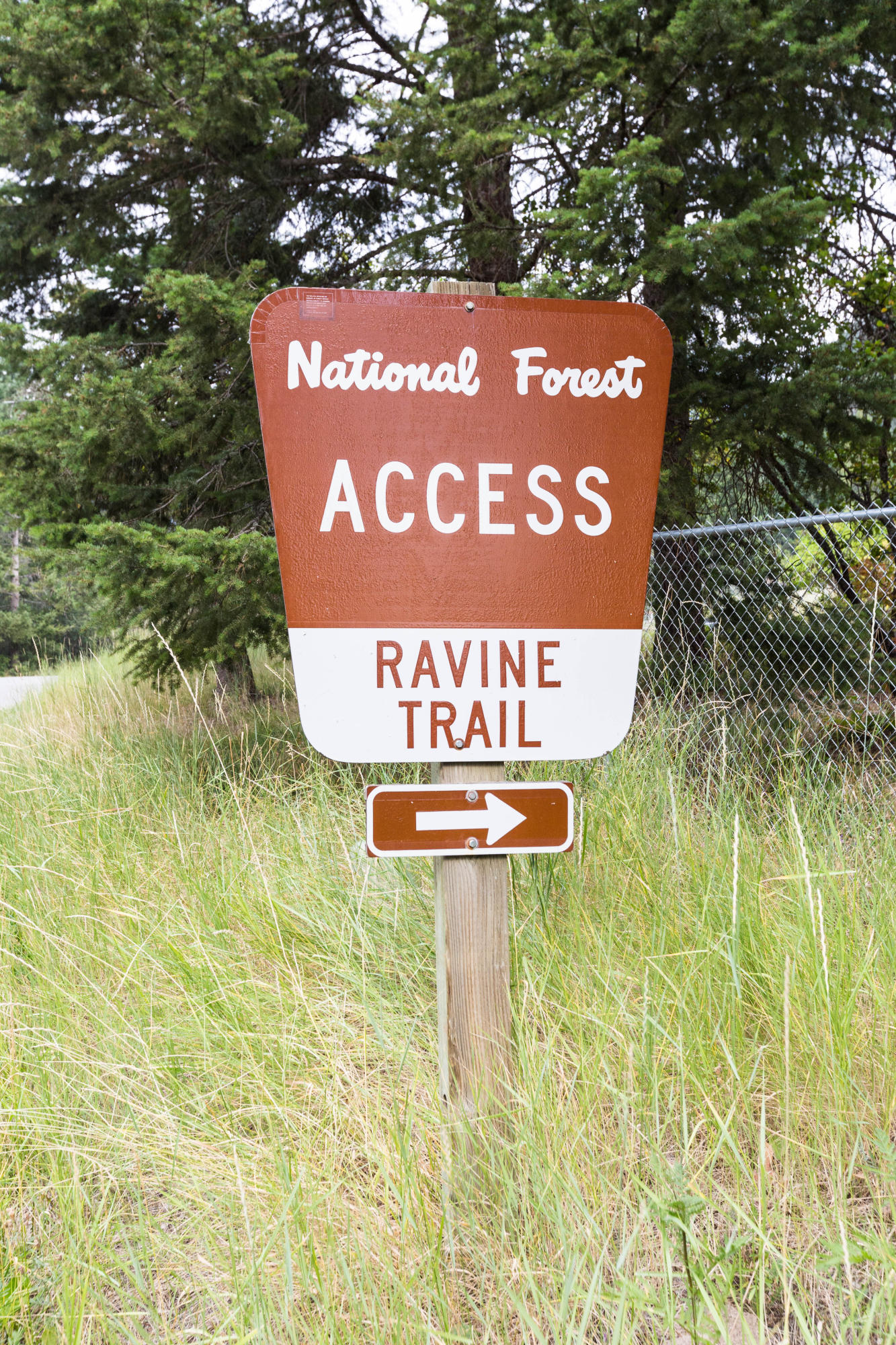 Ravine Trail Access