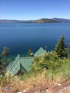 002_Flathead Lake From Property