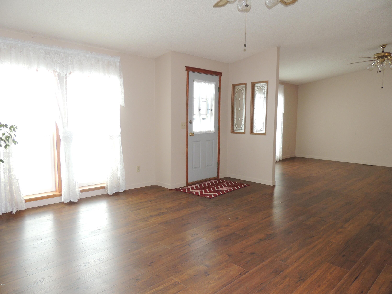 front door-livingroom