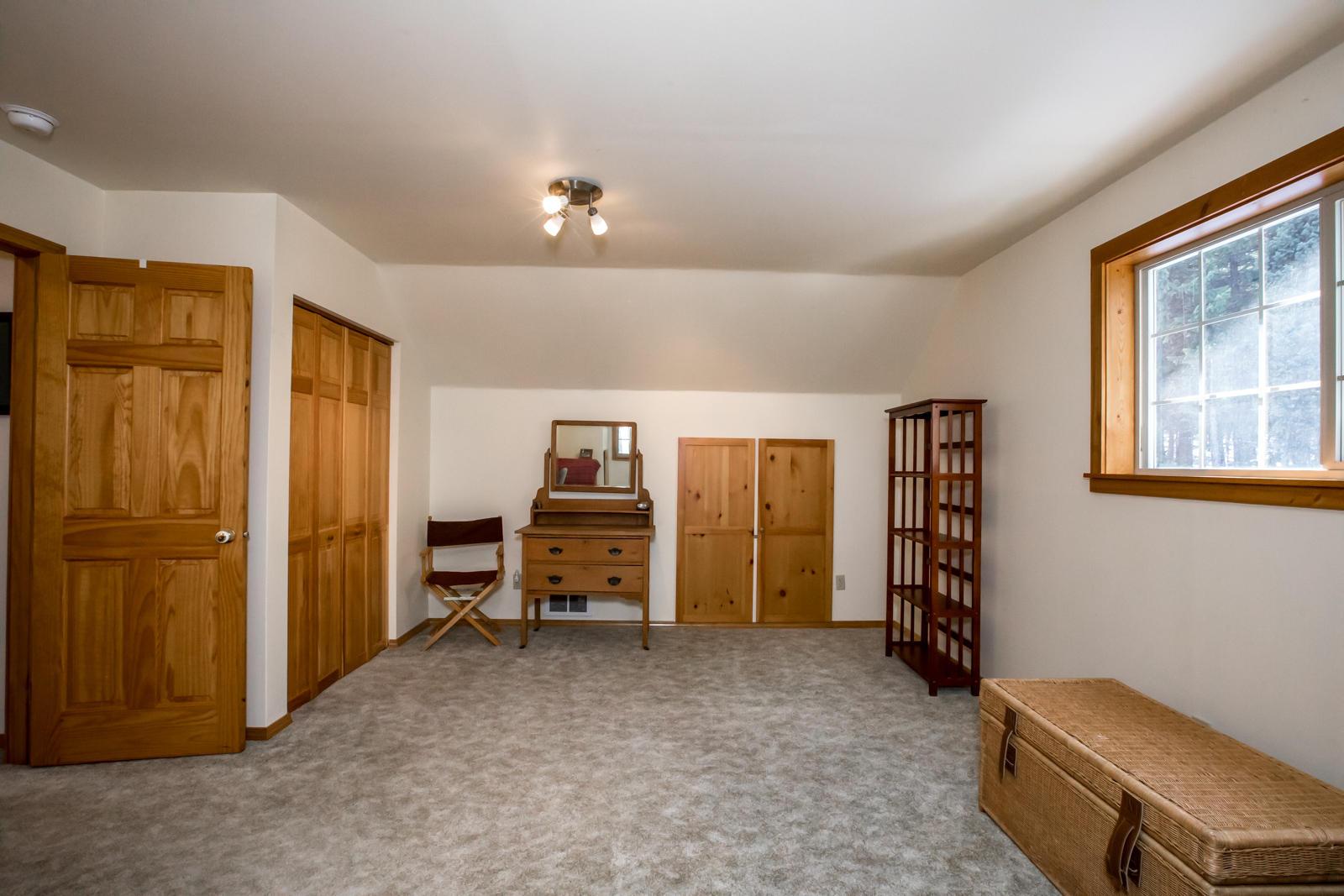 More bonus space and storage