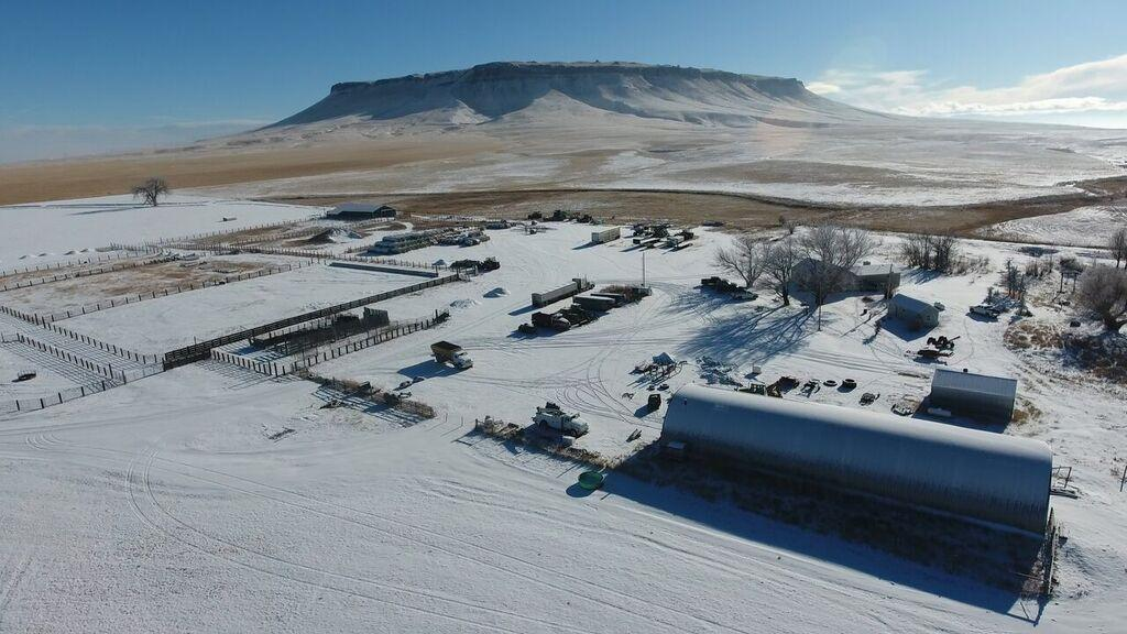 Fort Shaw Irrigated Ranch