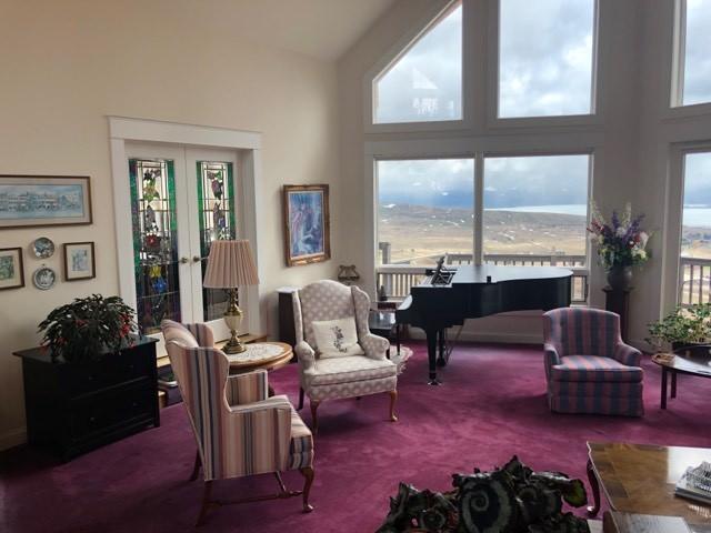 Formal Living/Family Room