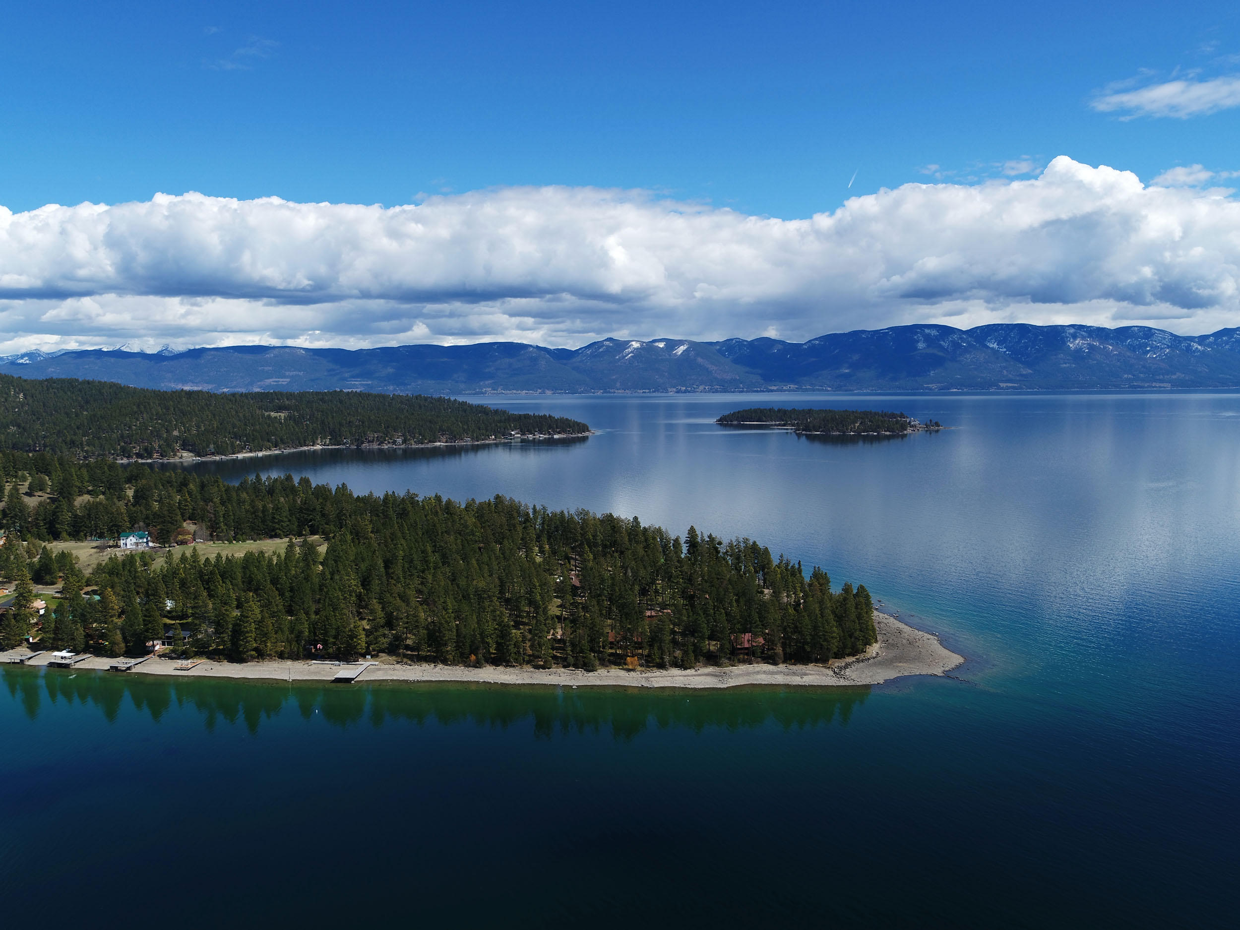 Flathead Lake Views