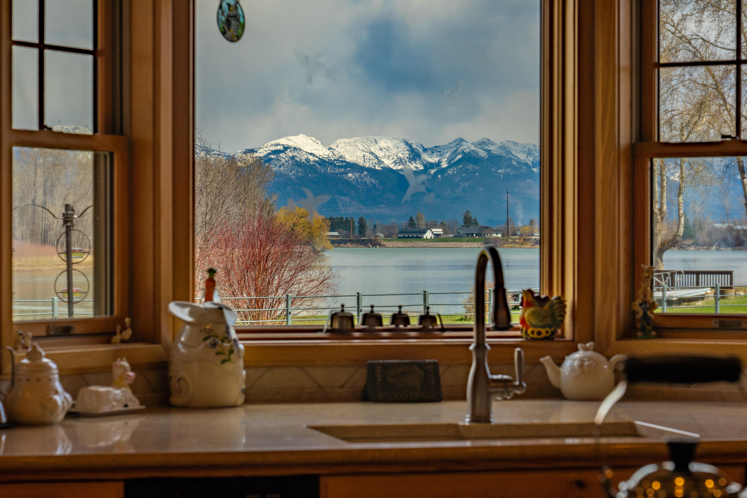 Home for Sale at 755 Lower Valley Road in Kalispell, Montana for