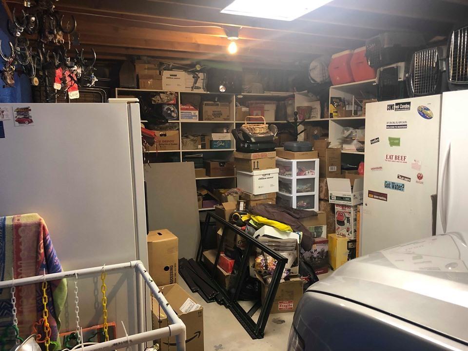 Double Deep Oversized Garage
