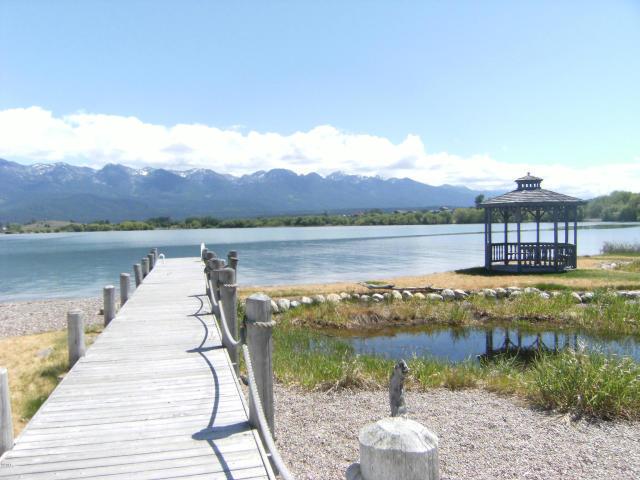 Flathead Lake Access