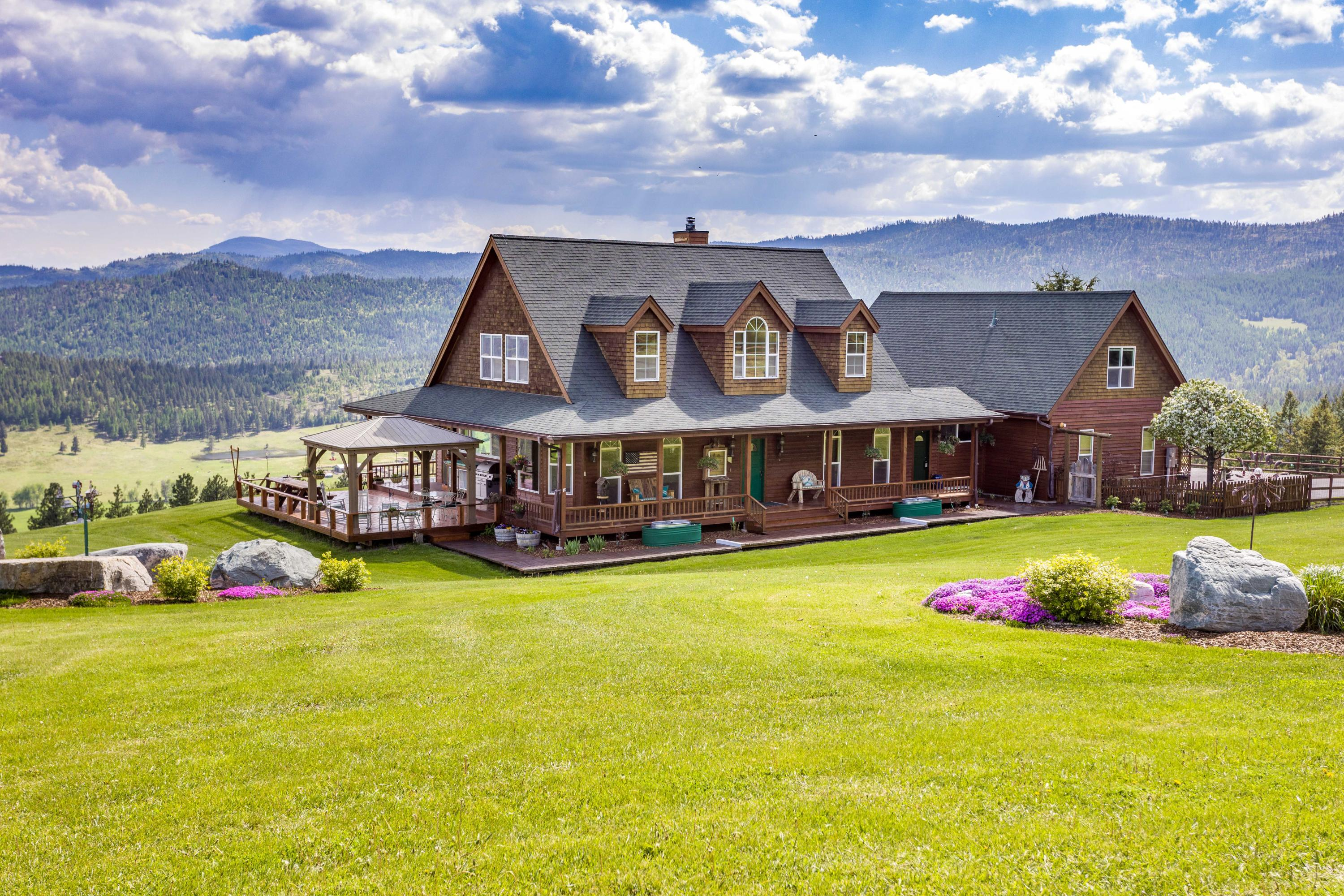 84 Spring Mountain Drive: a luxury home for sale in Kalispell, Flathead  County , Montana - Property ID:21908000 | Christie's International Real  Estate