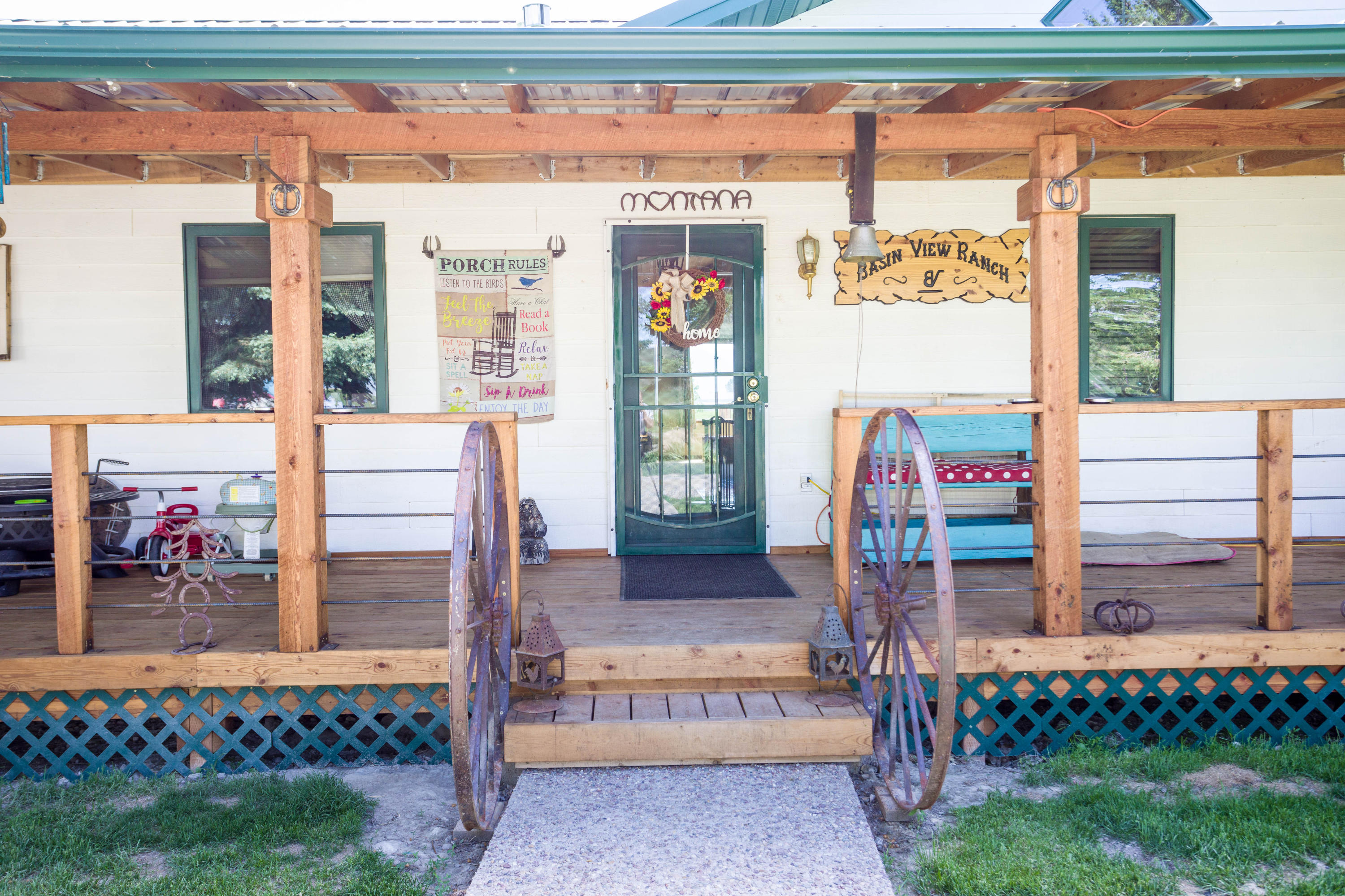 Home Front Entry