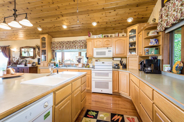 Open Main Level Kitchen