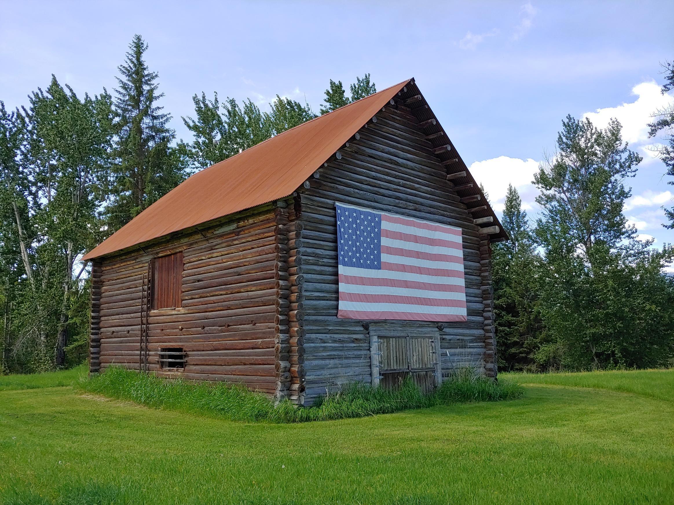 7395 Hwy 83 old Barn