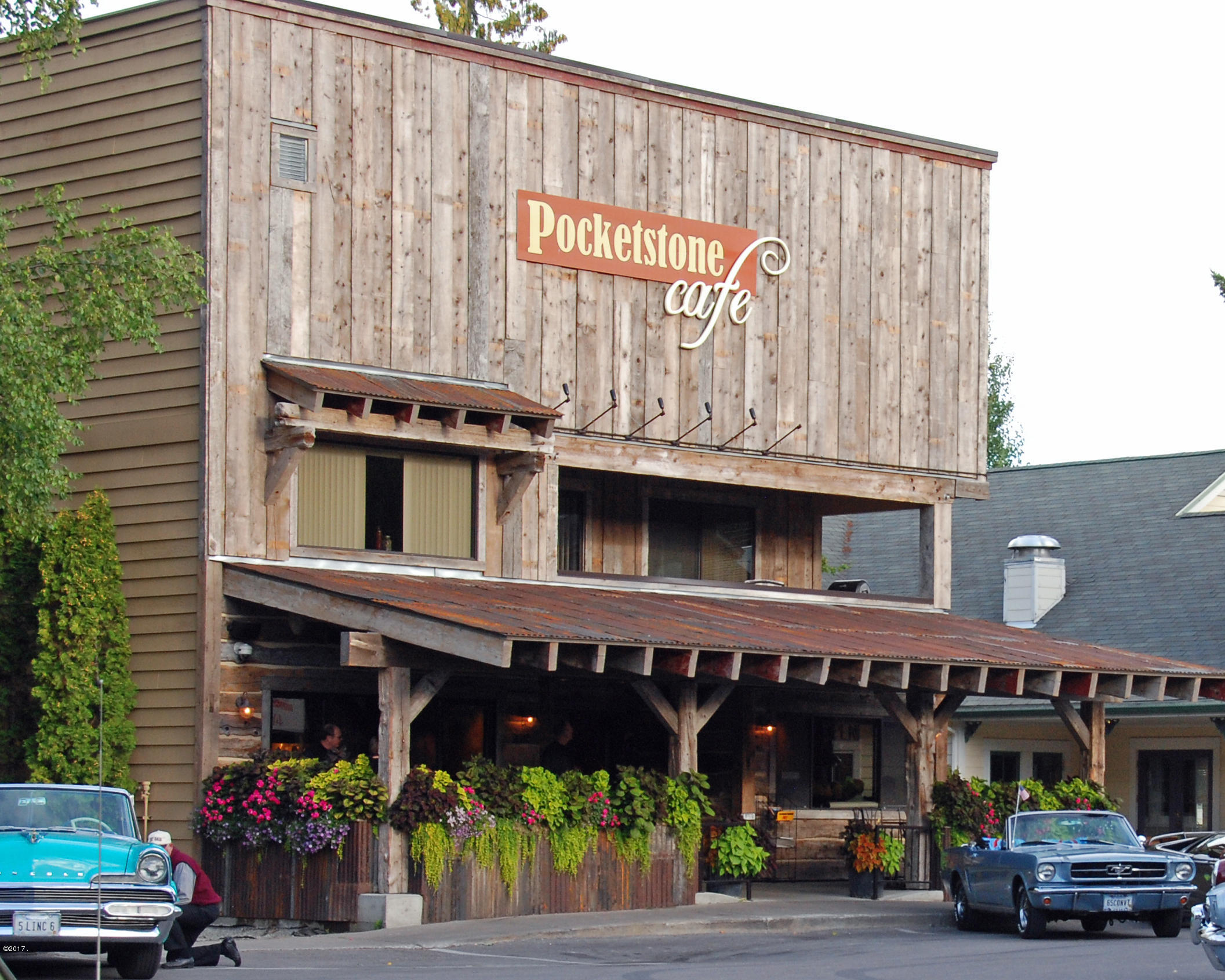 Pocketstone Cafe