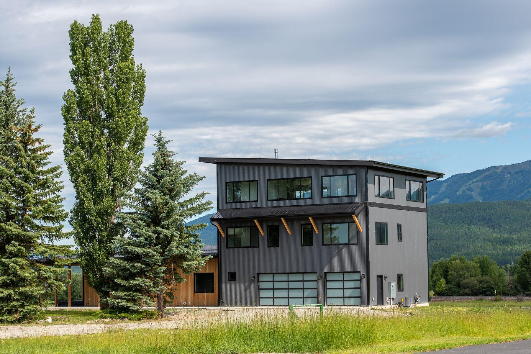 Home for Sale at 465 Armory Road in Whitefish, Montana for