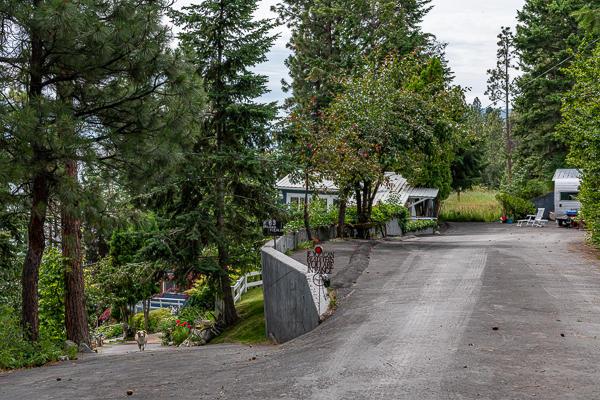 Upper & Lower Paved Driveways