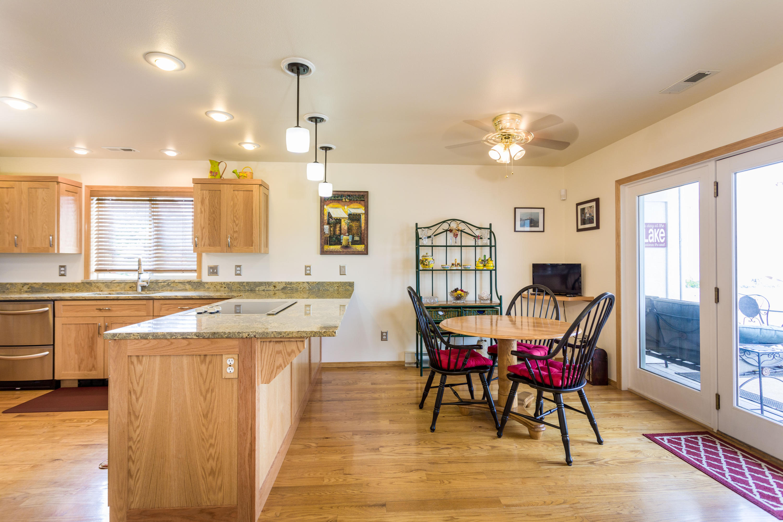 Kitchen/Breakfast Nook/Deck Entry