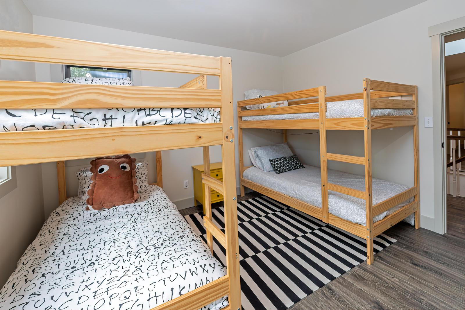 2nd Bedroom Bunks