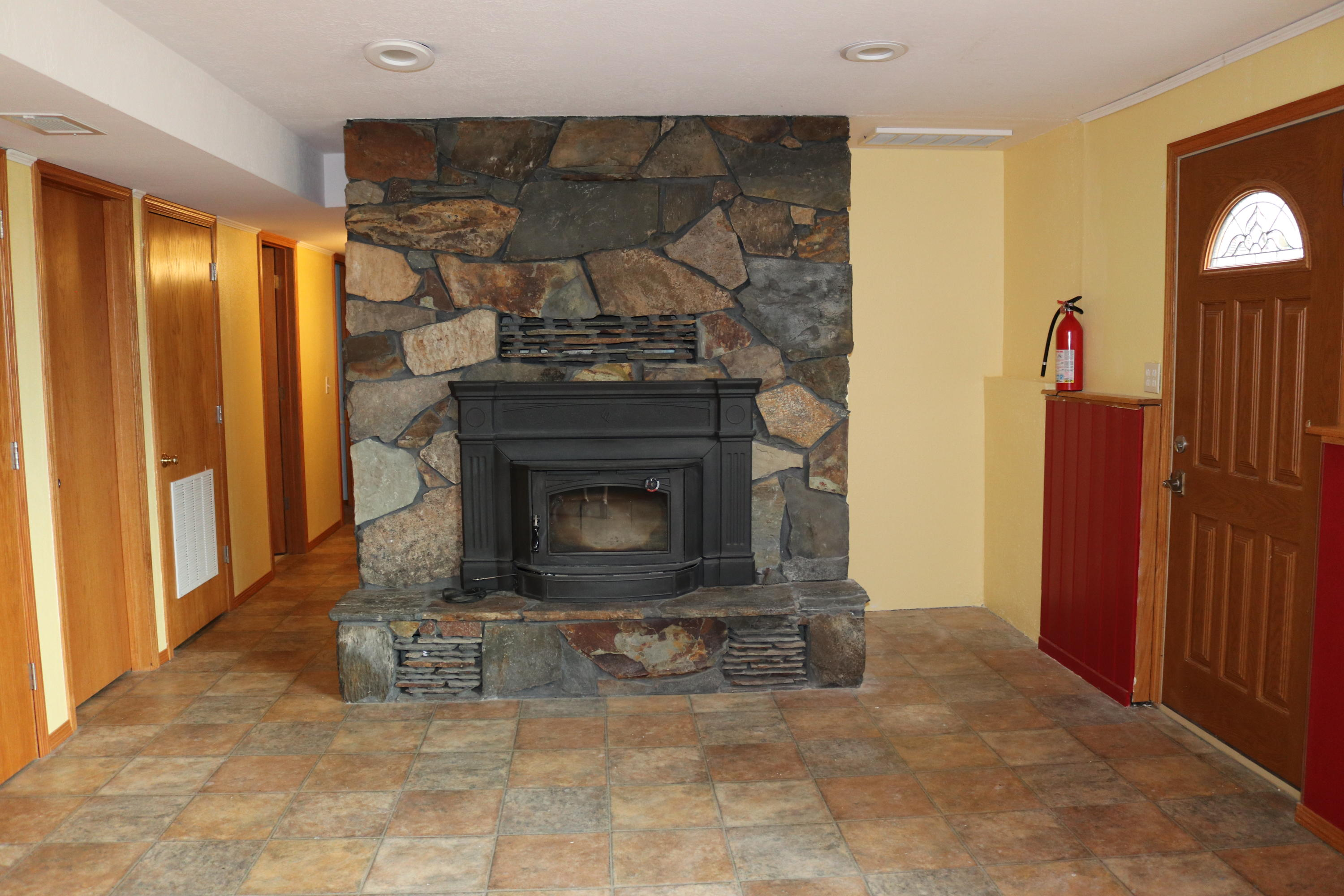 036 DS Fireplace