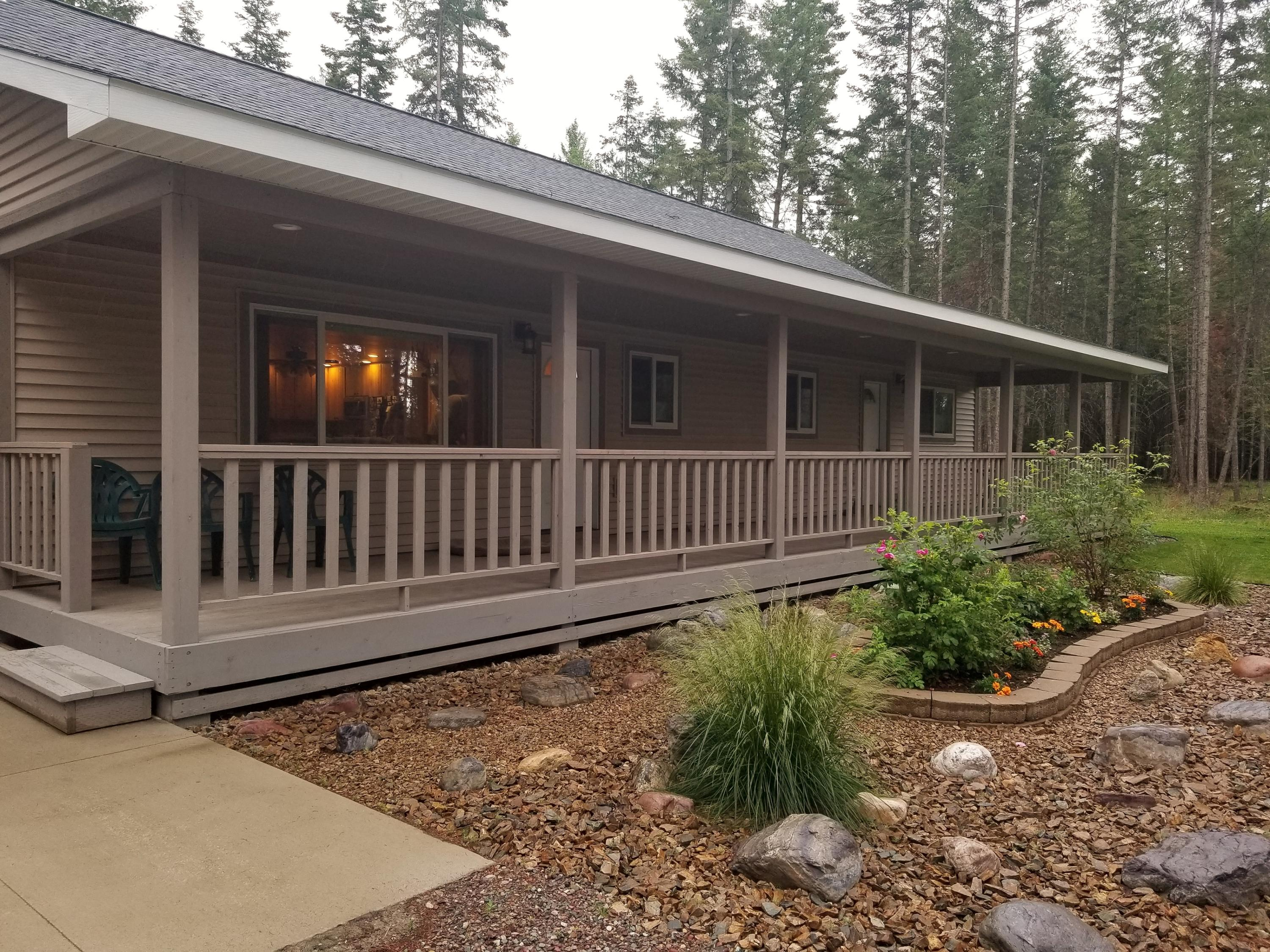 Home for Sale at 2931 Foothill Road in Kalispell, Montana