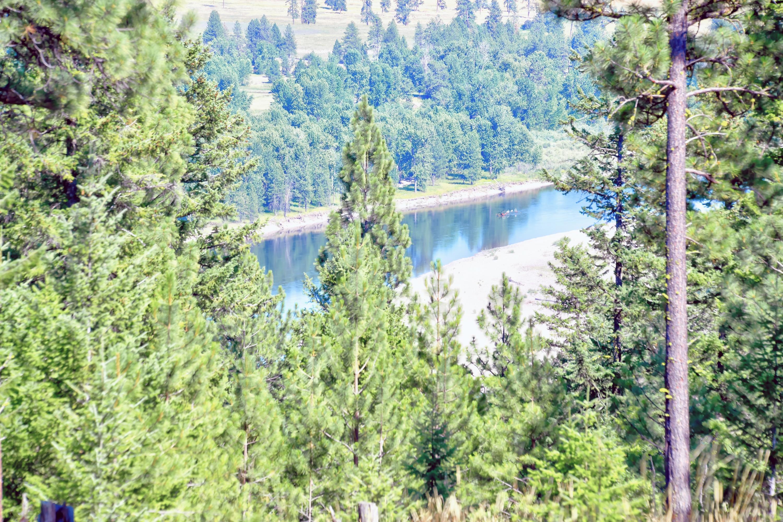 River zoomed in