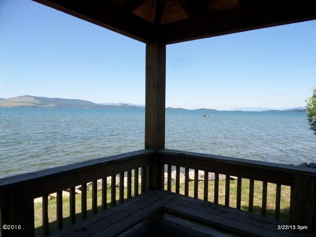 From Gazebo Views of Flathead Lake