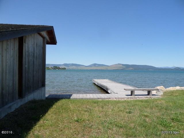 Views from Community Beach