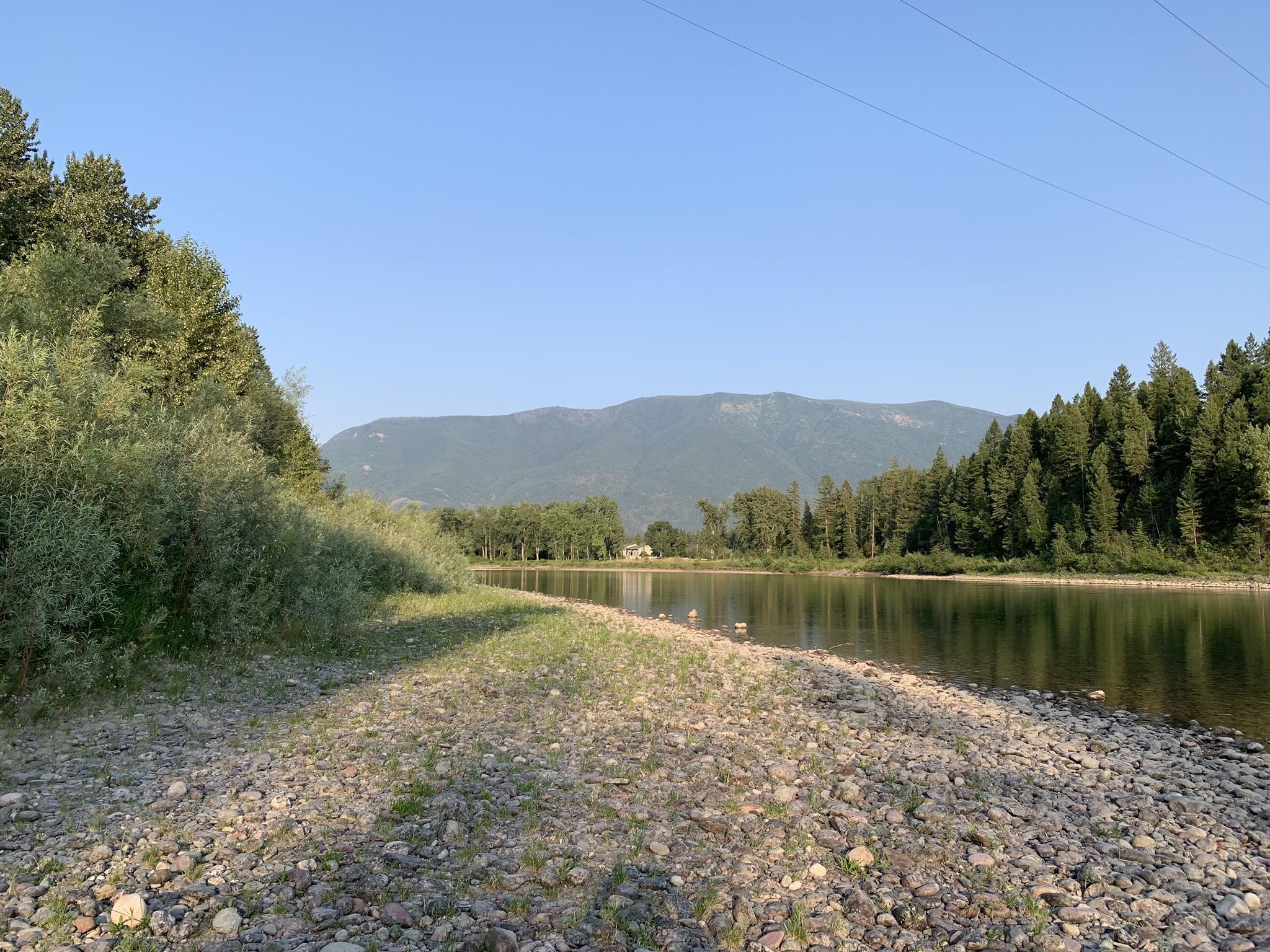 Flathead River Access