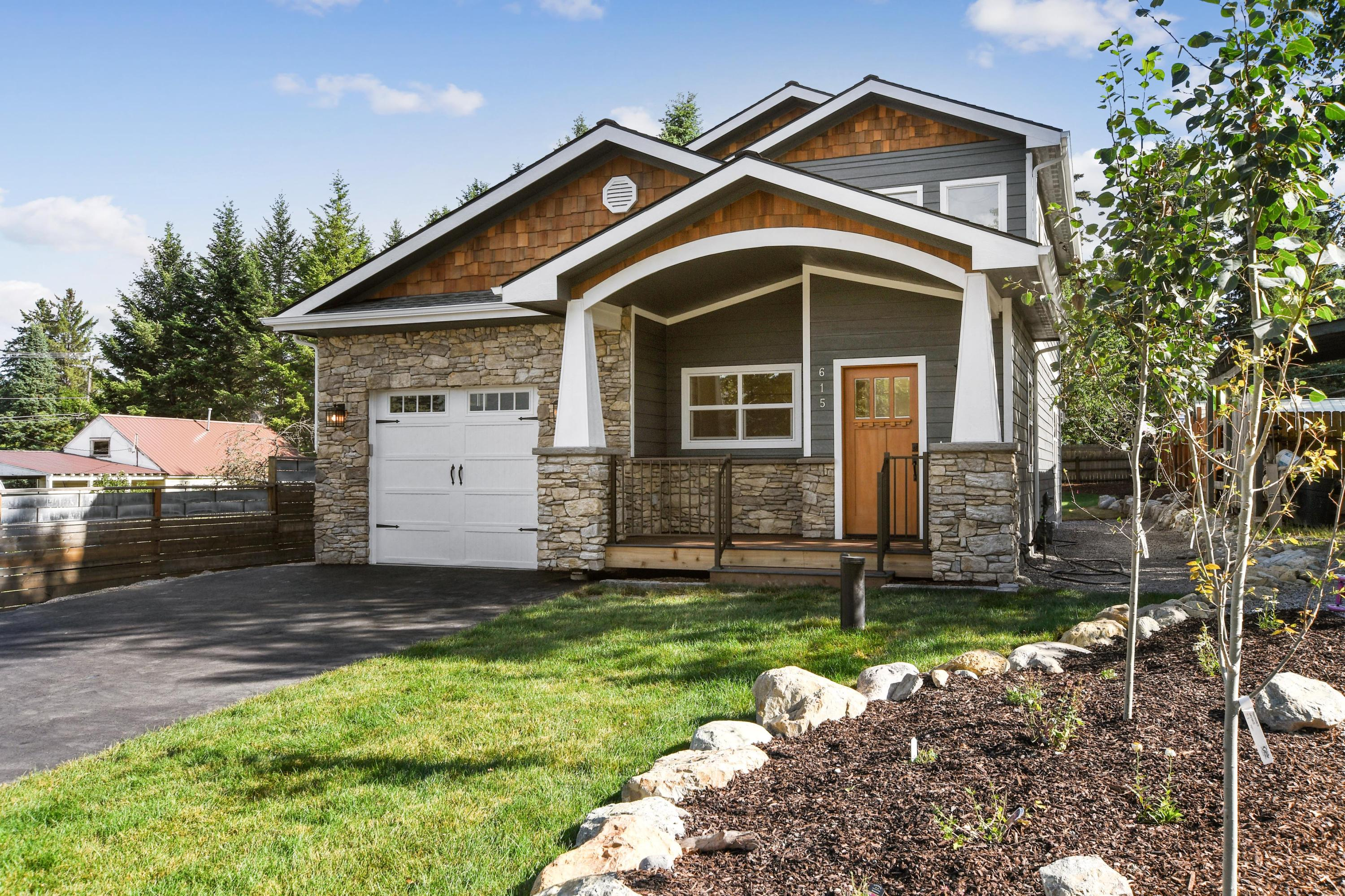 Home for Sale at 615 3rd Street West in Whitefish, Montana