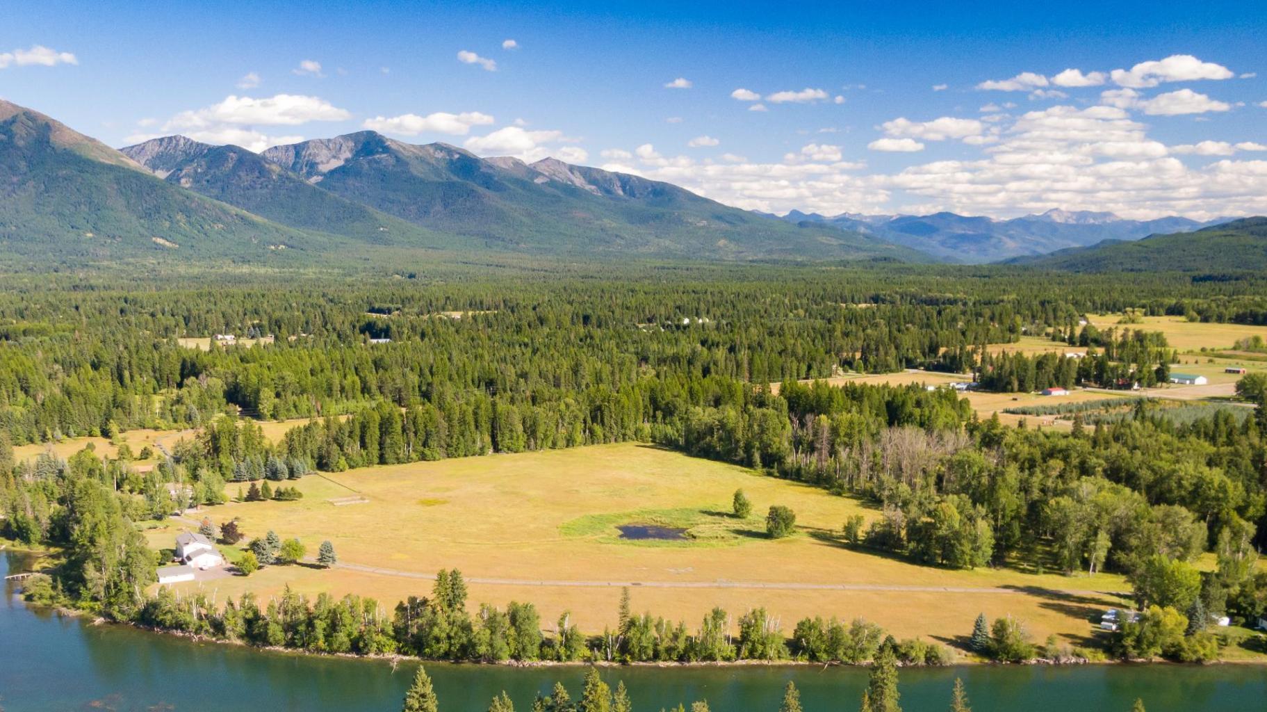 40 plus acres Bigfork, Montana