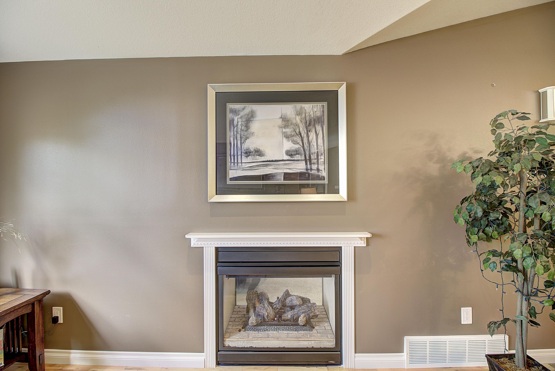 2-way Fireplace, Main Lvg Area