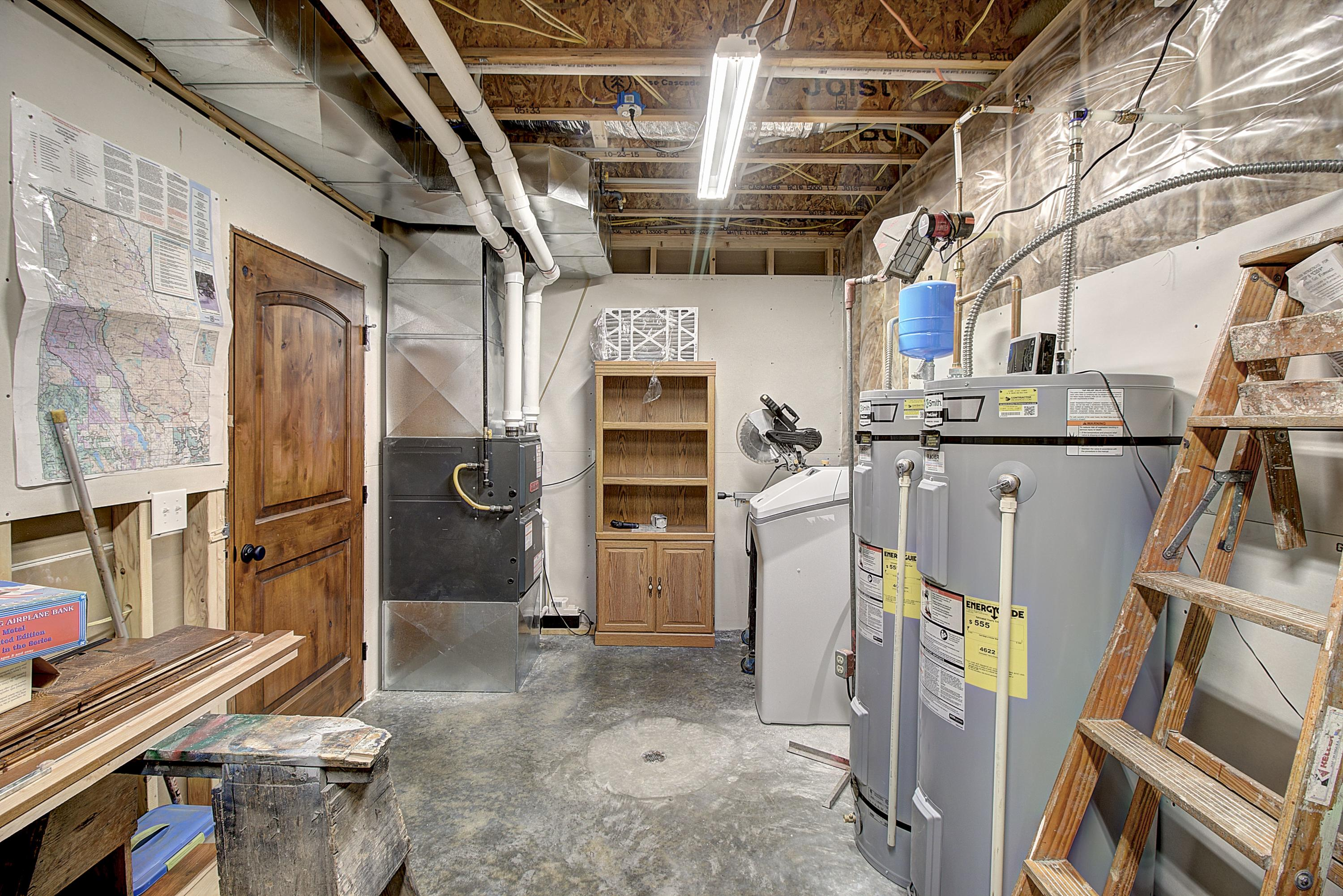Mechanical, Utility Room, Lwr Lvl