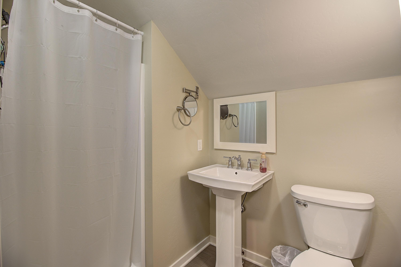 Bathroom Above Garage