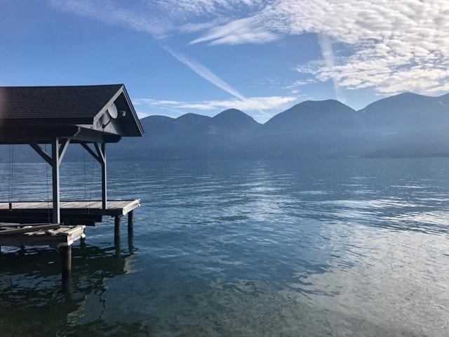 94' Flathead Lake Frontage