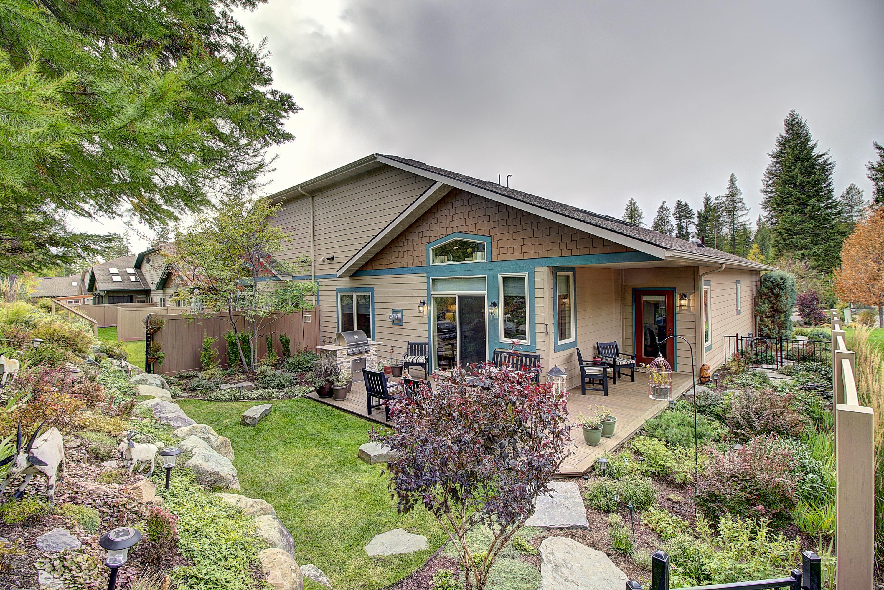 Patio Oasis in Meadow Lake