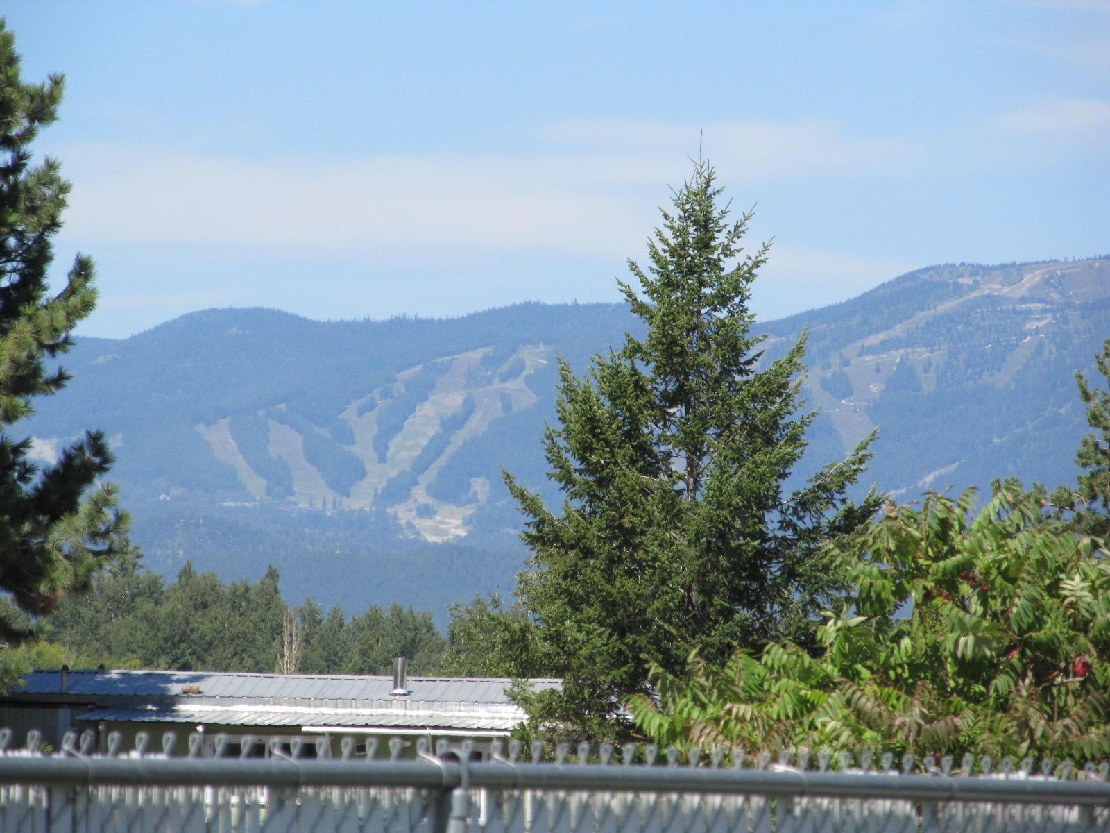 Views of the Ski Resort.