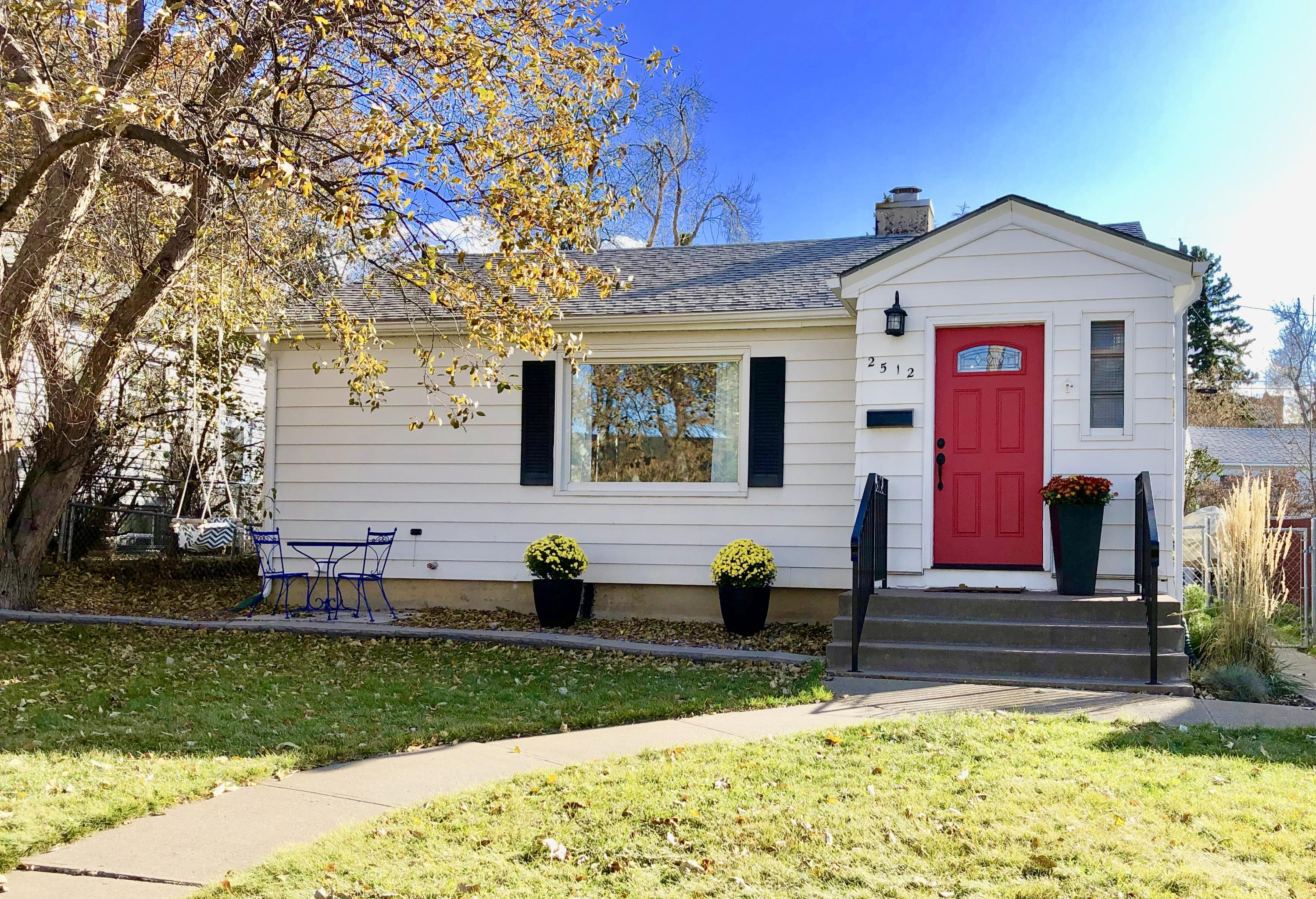 4th Avenue North SWEET Home. This Tastefully Updated, 3 Bedroom, 2 Bathroom Home is a WINNER!  2 Car Heated Garage, Pergola, Deck, Pavers, Fire Pit and a Fenced Back Yard.  Get your Running Shoes on, as this WILL NOT LAST!  Please view the Virtual Tour and Call Jean Clary 406.868.3961 or Your Real Estate Professional.