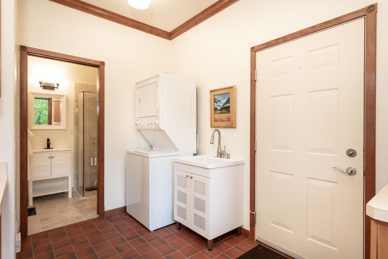 Garage Entry to Guest Bath