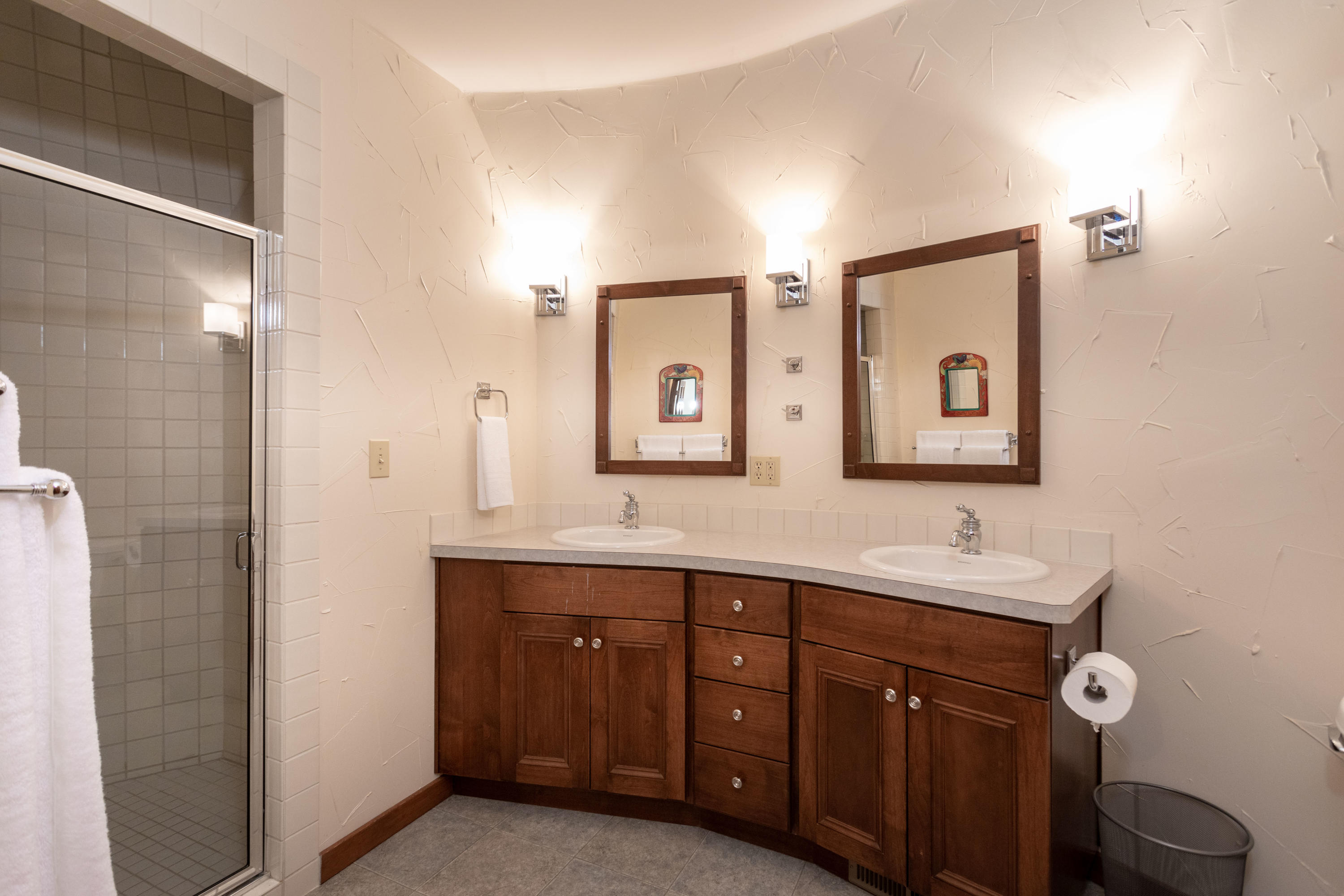 Upper Level Guest Bathroom